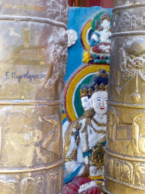Gandantegchinlen Monastery in UB
