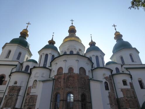 St Sophia's Monastery