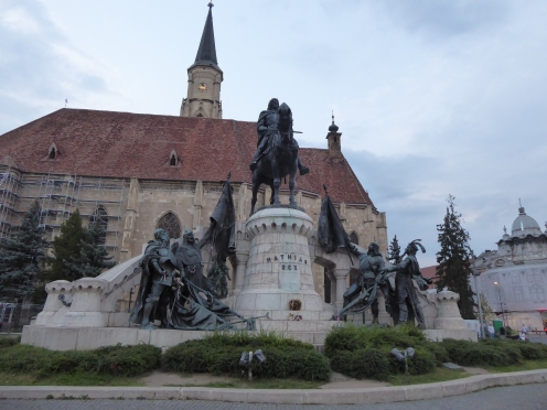 St Michael's in Cluj